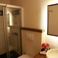 Dardanos Hotel ванная