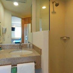 Отель One Guadalajara Expo ванная