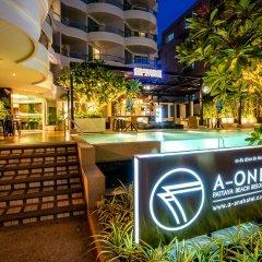 Отель A-One Pattaya Beach Resort бассейн фото 2