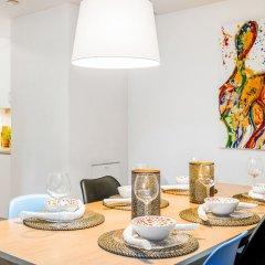 Отель Nordic Host Luxury Apts-C.Krohgs Gate 39 в номере