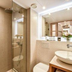 Отель Hôtel Victoire & Germain Франция, Париж - отзывы, цены и фото номеров - забронировать отель Hôtel Victoire & Germain онлайн ванная фото 2