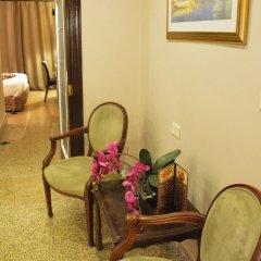 Отель Capri Hotel Suites Иордания, Амман - отзывы, цены и фото номеров - забронировать отель Capri Hotel Suites онлайн удобства в номере