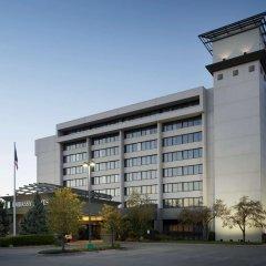 Отель Embassy Suites Columbus Колумбус парковка