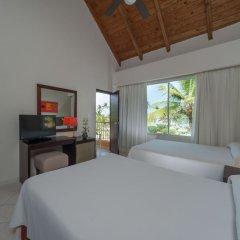 Отель Tropical Princess Beach Resort & Spa - All Inclusive комната для гостей фото 5
