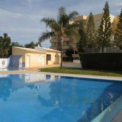 Отель Terracos do Vau Aparthotel бассейн
