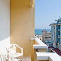 Отель Boom Италия, Римини - отзывы, цены и фото номеров - забронировать отель Boom онлайн балкон