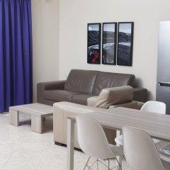 Отель Blubay Apartments Мальта, Гзира - отзывы, цены и фото номеров - забронировать отель Blubay Apartments онлайн комната для гостей фото 2