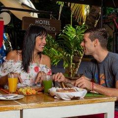 Отель Club Yebo Плая-дель-Кармен питание фото 3