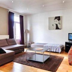 Отель Bourse 5 Бельгия, Брюссель - отзывы, цены и фото номеров - забронировать отель Bourse 5 онлайн комната для гостей