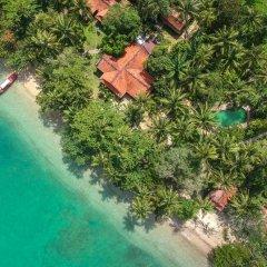 Отель Baan Mai Cottages & Restaurant пляж