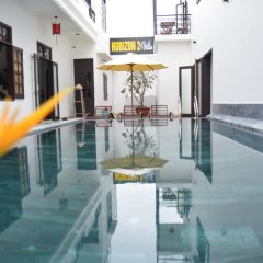 Отель Horizon 2 Villa Hoi An бассейн