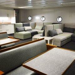 Отель Hotellilaiva Isosaari Hotelboat Isosaari Хельсинки сауна