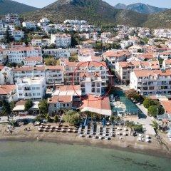 Отель Veziroglu Apart Датча пляж