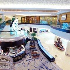 Отель Central Hotel Jingmin Китай, Сямынь - отзывы, цены и фото номеров - забронировать отель Central Hotel Jingmin онлайн бассейн фото 3
