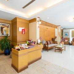 Отель Wall Street Inn Бангкок интерьер отеля