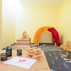 Отель Novotel Nuernberg Centre Ville детские мероприятия