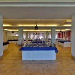 Santana Hotel Паласуэлос-де-Эресма питание