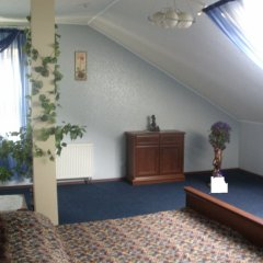 Гостиница Nikolas интерьер отеля