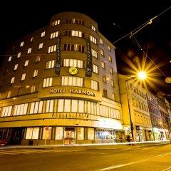 Отель Harmony Чехия, Прага - 12 отзывов об отеле, цены и фото номеров - забронировать отель Harmony онлайн вид на фасад