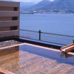 Отель Yunoyado Saika Мисаса бассейн фото 3