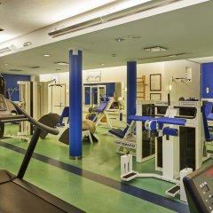 Отель Scandic Helsinki Aviapolis фитнесс-зал
