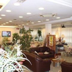 Hotel Brotas интерьер отеля