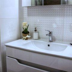 Отель Apartament Polanka Польша, Познань - отзывы, цены и фото номеров - забронировать отель Apartament Polanka онлайн ванная