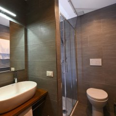 Отель Le Due Corone ванная фото 2