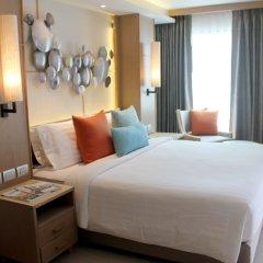 Отель M Pattaya Hotel Таиланд, Паттайя - отзывы, цены и фото номеров - забронировать отель M Pattaya Hotel онлайн комната для гостей