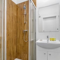 Отель Warszawa-Wlochy Brilliant Apartment Польша, Варшава - отзывы, цены и фото номеров - забронировать отель Warszawa-Wlochy Brilliant Apartment онлайн ванная фото 2