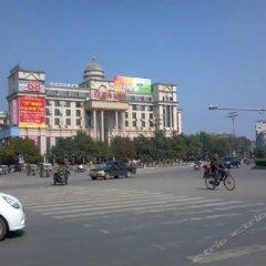 Zheshang Hotel парковка