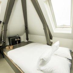 Отель Conscious Hotel Westerpark Нидерланды, Амстердам - отзывы, цены и фото номеров - забронировать отель Conscious Hotel Westerpark онлайн комната для гостей фото 5