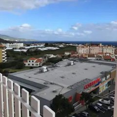 Апартаменты Apartment With 2 Bedrooms in Fajã de Baixo, With Wonderful sea View, Furnished Garden and Wifi - 1 km From the Beach Понта-Делгада балкон