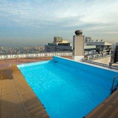 Отель RQ Santiago бассейн фото 3
