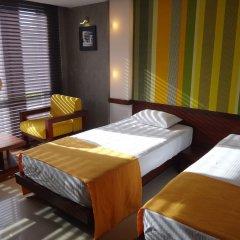 Hotel Topaz сейф в номере