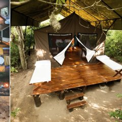 Отель Wild Trails Yala Tented Safari Camp By Yoho спа