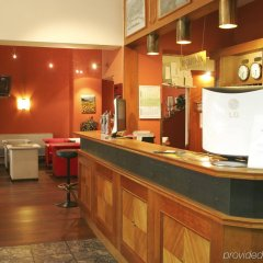City Hotel Tabor гостиничный бар
