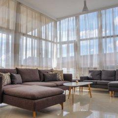 Отель Suite AIOALBANIA Trilo Bibagni Тирана интерьер отеля фото 2
