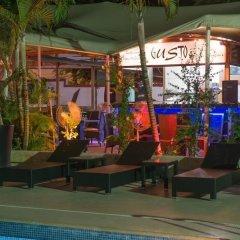 Отель Olympic Palace Республика Конго, Браззавиль - отзывы, цены и фото номеров - забронировать отель Olympic Palace онлайн бассейн