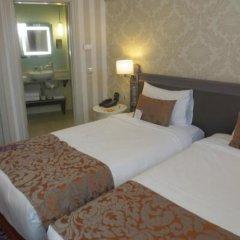Гостиница Mercure Арбат Москва 4* Стандартный номер с двуспальной кроватью фото 10