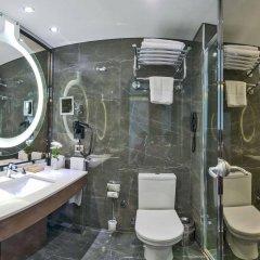 Отель ISTANBUL DORA ванная