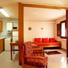 Отель El Porxo De Can Baixeres Монсени комната для гостей фото 5