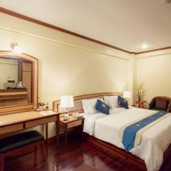 Отель Patumwan House Таиланд, Бангкок - отзывы, цены и фото номеров - забронировать отель Patumwan House онлайн комната для гостей фото 2