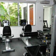 Отель Gaia Hotel And Reserve - Adults Only Коста-Рика, Кепос - отзывы, цены и фото номеров - забронировать отель Gaia Hotel And Reserve - Adults Only онлайн фитнесс-зал