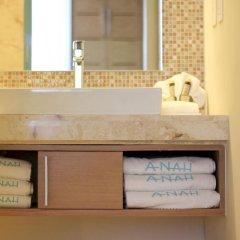 Отель Anah Suites By Turquoise Плая-дель-Кармен ванная