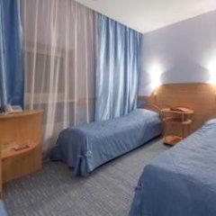 Гостиница Луна Екатеринбург комната для гостей фото 4