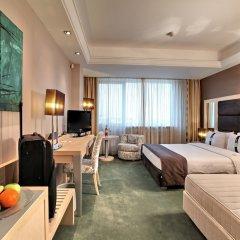 Отель Holiday Inn Belgrade комната для гостей фото 4