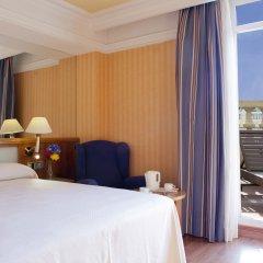 Отель Senator Gran Vía 70 Spa Hotel Испания, Мадрид - 14 отзывов об отеле, цены и фото номеров - забронировать отель Senator Gran Vía 70 Spa Hotel онлайн комната для гостей фото 2