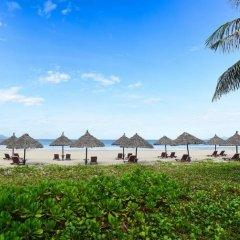 Отель Secret Garden Villas-Furama Beach Danang пляж фото 2