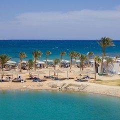 Отель Golden Paradise Aqua Park City пляж фото 2